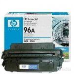 Заправка картриджа HP C4096A (96A), для принтеров HP LaserJet 2100, LaserJet 2200