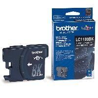 Картридж Brother DCP-385C/6690CW  LC-1100BK, BK