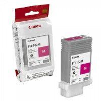 Картридж PFI-102M Canon iPF500/iPF600/iPF610/iPF700, 130мл  Magenta 0897B001