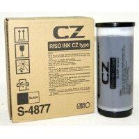 Краска RISO CZ черная  S-4877E отгружается только в чётном количестве