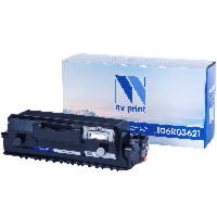Тонер-картридж NVP для NV-106R03621 для Xerox WorkCentre 3335/3345/Phaser 3330 (8500k)