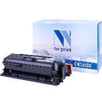 Картридж NVP для NV-CE260X Black  для Color LaserJet CP4525dn/ CP4525n/ CP4525xh(17000)