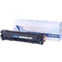 Картридж NVP для NV-CE322A Yellow  для Color LaserJet CM1415fn/ CM1415fnw/  CP1525n/ CP1525nw(1300)