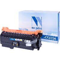 Картридж NVP для NV-CF322A Yellow для HP LaserJet Color M680dn/M680f/M680z (16500k)