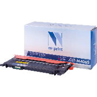 Картридж NVP для NV-CLT-M406S Magenta  для CLP 360/ 365/ 365W/ Xpress C410W/ C460W/ CLX 3300/ 3305/ 3305FN/ 3305FW/ 3305N/ 3305W(1000)
