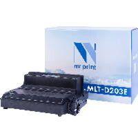 Картридж NVP для NV-MLT-D203E для Samsung SL-M3820/4020/M3870/4070 (10000k)