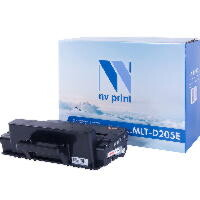 Картридж NVP для NV-MLT-D205E для Samsung ML-3710/3710P/3710DN/SCX-5637/SCX-5637FR(10000k)