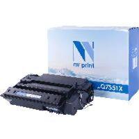 Картридж NVP для NV-Q7551X для HP P3005/P3005d/P3005dn/P3005n/P3005x/M3027/M3027x/M3035/M3035xs (13000k)