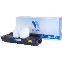 Картридж NVP для NV-TK-475 для Kyocera FS-6025MFP/6025MFP/B/6030MFP/6525MFP/6530MFP (15000k)