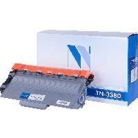Картридж NVP для Brother TN-3380 для HL-5440D/5450DN/5470DW/6180DW/8250/8950/DCP-8110/MFC-8520 (8000k)