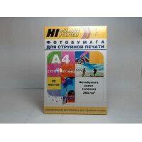Холст Hi-Image Paper (хлопок) для струйной печати, односторонний, A4, 260 г/м2, 20 л.