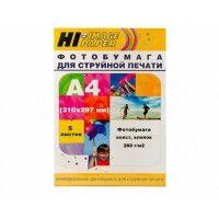 Холст Hi-Image Paper (хлопок) для струйной печати, односторонний, A4, 260 г/м2, 5 л.