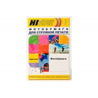 Фотобумага Hi-Image Paper матовая двусторонняя, 10x15 см, 200 г/м2, 50 л.