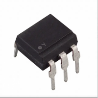 4N25, Оптопара с транзисторным выходом [DIP-6]