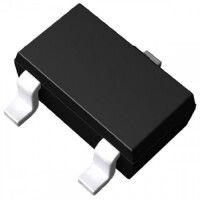 DTC144EETL, Цифровой биполярный транзистор NPN, 50 В, 0.1 А, 0.15 Вт, 250 МГц