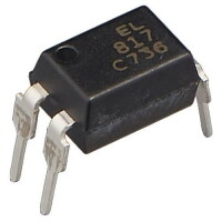 PC817C [PC817X3], Оптопара транзисторная [DIP-4]