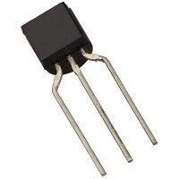 SS8050D (S8050), NPN биполярный транзистор, выходные каскады усилителей НЧ портативной аудиоаппаратуры, [TO-92]