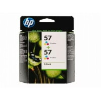 Картридж HP DJ 5550/450 , №57  C9503AE, Color, двойная упаковка