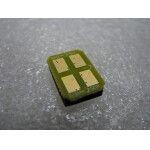 Чип  Samsung CLP-300  Cyan (Синий) для Samsung CLP-300/300N/ CLX-2160/3160N/3160FN