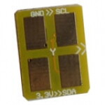 Чип  Samsung CLP-300  Yellow ( желтый ) для Samsung CLP-300/300N/ CLX-2160/3160N/3160FN