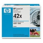 Заправка картриджа HP Q5942X (42X), для принтеров HP LaserJet /LJ-4240, LaserJet /LJ-4250, LaserJet /LJ-4350 без чипа/с чипом