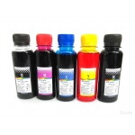 Комплект чернил Canon 5 цветов 100мл (Ink-Mate)