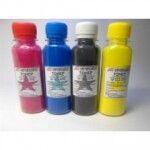 Комплект цветного тонера JD для принтеров  HP Color LJ-1215 45гр.