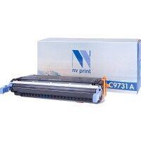 Картридж NVP для NV-C9731A Cyan (БЕЗ ГАРАНТИИ) для Color LaserJet 5500/ 5500DN/ 5500DTN/ 5500HDN/ 5500TDN/ 5500N/ 5550/ 5550DN/ 5550DTN/ 5550HDN/ 5550N(12000)