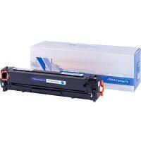 Картридж NVP для NV-CB541A/NV-716 Cyan для Color LaserJet CP1215/ CP1515n/ CM1312/ CM1312nfi/ i-SENSYS LBP-5050/ MF8030C/ MF8050C/ 8080C(1400)