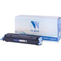 Картридж NVP для NV-Q6000A/NV-707 Black для Color LaserJet 1600/ 2600n/ 2605/ 2605dn/ 2605dtn/ LBP 5000 i-Sensys Laser Shot/ 5100(2500)