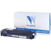 Картридж NVP для NV-Q6002A/NV-707 Yellow для Color LaserJet 1600/ 2600n/ 2605/ 2605dn/ 2605dtn/ LBP 5000 i-Sensys Laser Shot/ 5102(2000)
