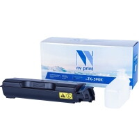 Картридж NVP для NV-TK-590 Black  для FS-C5250DN/ C2026MFP/ C2026MFP+/ C2126MFP/ C2126MFP+/ C2526MFP/ C2626MFP/ Ecosys P6026cdn(7000)
