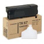 Заправка картриджа Kyocera TK-65, TK-67, для принтеров Kyocera FS-3820/3830