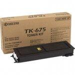 Заправка картриджа Kyocera TK-675, для принтеров Kyocera KM-2540/2560/3040/3060