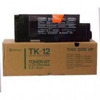 Заправка картриджа Kyocera TK-12, для принтеров Kyocera  FS-1550, 1600, 3400, 3600, 6500