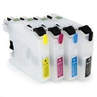 Перезаправляемые картриджи ( ПЗК ) Brother Lc103 / lc567 для MFC-J4410DW MFC-J2510, MFC-J2310 с чипо
