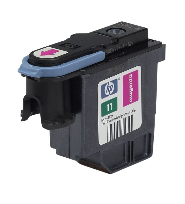 Печат. головка 11 для HP Business Inkjet 2200/2250/DJ 500/510/800/810 magenta  C4812A