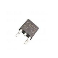 2SK4075, K4075, Полевой транзистор Power MOSFET N-Channel, 40V, 60A, TO-252