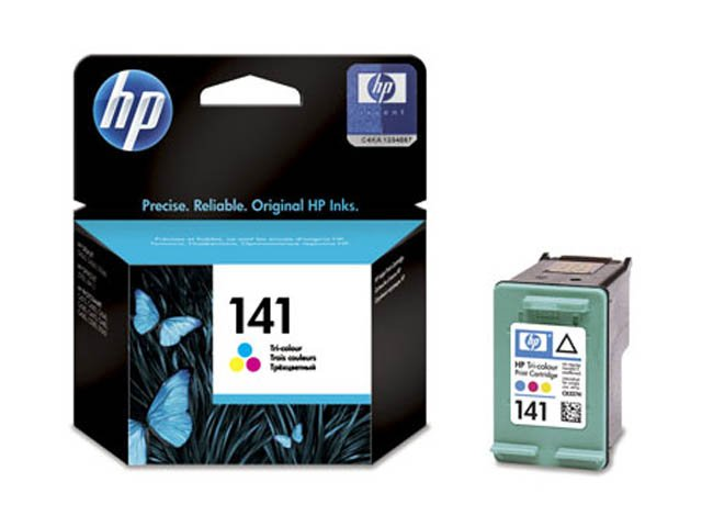 Картридж HP Officejet J5783, №141  CB337HE, Color