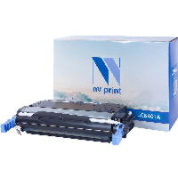 Картридж NVP для NV-CB401A Cyan для HP LaserJet Color CP4005 (7500k)