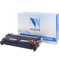 Картридж NVP для NV-Q7582A для HP Color LaserJet CP3505/ CP3800 (6000k)