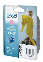 Картридж Epson Stylus Photo R200/R300/RX500/RX600  C13T04864010, LM
