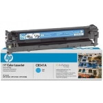 Заправка картриджа HP CB541A (125A), для принтеров HP Color LaserJet CM1312, Color LaserJet CP1210, Color LaserJet CP1215, Color LaserJet CP1510, Color LaserJet CP1515, Color LaserJet CP1518, без чипа