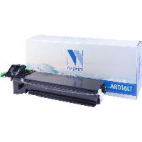 Картридж NVP для NV-AR016LT для Sharp AR 5015/ 5015N/ 5020/ 5120/ 5316/ 5316E/ 5320/ 5320D (15000k)